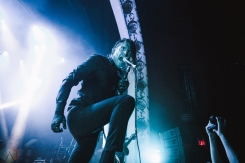 TORONTO, ON - JULY 27: Deafheaven performs at The Opera House in Toronto on July 27, 2018. (Photo: Justin Jairam/Aesthetic Magazine)