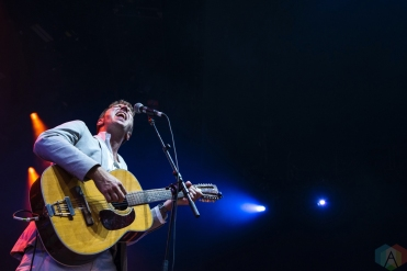 TORONTO, ON - JULY 22, 2018: Hamilton Leithauser performs at Budweiser Stage in Toronto on July 22, 2018. (Photo: Morgan Hotston/Aesthetic Magazine)
