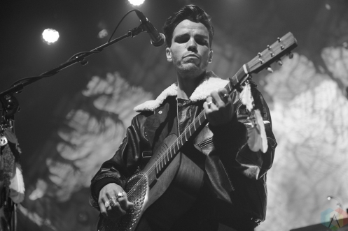TORONTO, ON - JULY 03: Kaleo performs at Rebel in Toronto on July 03, 2018. (Photo: Morgan Harris/Aesthetic Magazine)