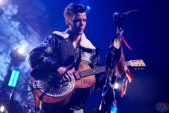 TORONTO, ON - JULY 03: Kaleo performs at Rebel in Toronto on July 03, 2018. (Photo: Morgan Harris/Aesthetic Magazine)
