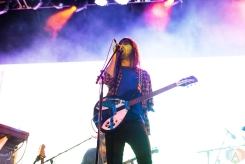 CHICAGO, IL - JULY 20: Tame Impala performs at Pitchfork Music Festival in Chicago on July 20, 2018. (Photo: Katie Kuropas/Aesthetic Magazine)