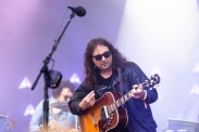 CHICAGO, IL - JULY 21: The War On Drugs performs at Pitchfork Music Festival in Chicago on July 21, 2018. (Photo: Katie Kuropas/Aesthetic Magazine)
