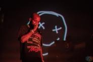 TORONTO, ON - JULY 04: Tory Lanez performs at Rebel in Toronto on July 04, 2018. (Photo: Anton Mak/Aesthetic Magazine)
