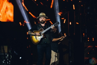 TORONTO, ON - JULY 13: Zac Brown Band performs at Rogers Centre in Toronto on July 13, 2018. (Photo: Nicole De Khors/Aesthetic Magazine)