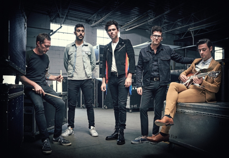 Arkells. (Photo: Matt Barnes)