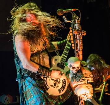 TORONTO, ON - AUGUST 07: Black Label Society performs at Rebel on August 07, 2018. (Photo: Tyler Roberts/Aesthetic Magazine)