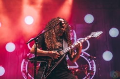 BERKELEY, CA - Coheed And Cambria performs at Greek Theatre in Berkeley, California on August 09, 2018. (Photo: Kyle Simmons/Aesthetic Magazine)