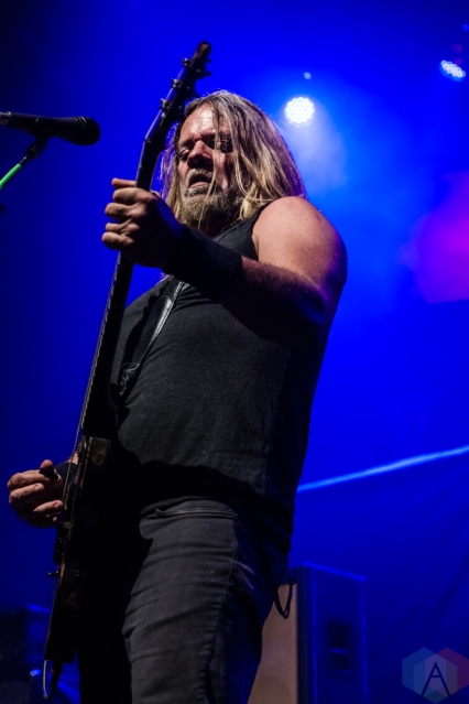 TORONTO, ON - AUGUST 07: Corrosion of Conformity performs at Rebel on August 07, 2018. (Photo: Tyler Roberts/Aesthetic Magazine)