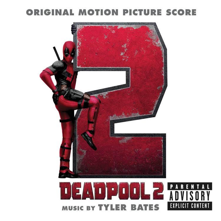 Deadpool 2 Vinyl Cover