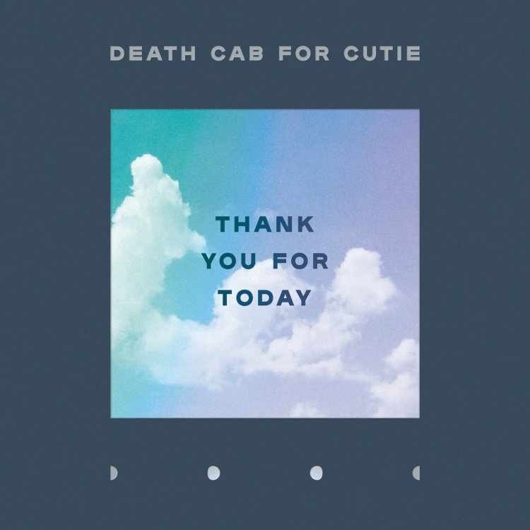 Death Cab for Cutie will release their ninth album, Thank You for Today, on August 17th.