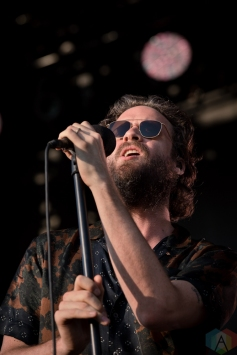 TORONTO, ON - AUGUST 04: Father John Misty performs at Fort York in Toronto on August 04, 2018. (Photo: Brendan Albert/Aesthetic Magazine)