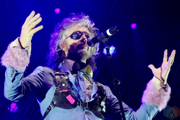 ELORA, ON - AUGUST 18: The Flaming Lips perform at Riverfest Elora in Elora, Ontario on August 18, 2018. (Photo: Curtis Sindrey/Aesthetic Magazine)