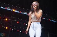 ORO-MEDONTE, ON - AUGUST 12: Kira Isabella performs at Boots And Hearts Music Festival at Burl's Creek in Oro-Medonte, ON on August 12, 2018. (Photo: Morgan Harris/Aesthetic Magazine)