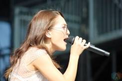 ORO-MEDONTE, ON - AUGUST 12: Kira Isabella performs at Boots And Hearts Music Festival at Burl's Creek in Oro-Medonte, ON on August 12, 2018. (Photo: Curtis Sindrey/Aesthetic Magazine)