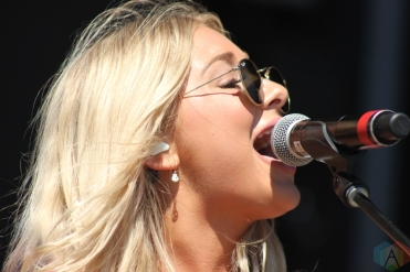 ORO-MEDONTE, ON - AUGUST 10: Madeline Merlo performs at Boots And Hearts Music Festival at Burl's Creek in Oro-Medonte, ON on August 10, 2018. (Photo: Curtis Sindrey/Aesthetic Magazine)