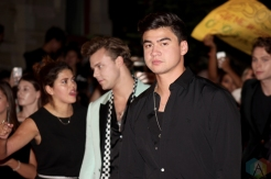 TORONTO, ON - AUGUST 26: 5 Seconds of Summer attend iHeartRadio MMVAS red carpet in Toronto, Ontario on August 26, 2018. (Photo: Curtis Sindrey/Aesthetic Magazine)