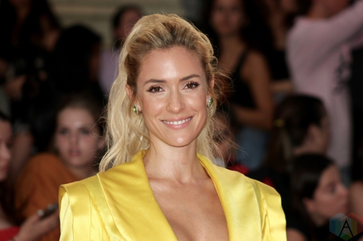 TORONTO, ON - AUGUST 26: Kristin Cavallari attends iHeartRadio MMVAs red carpet in Toronto, Ontario on August 26, 2018. (Photo: Curtis Sindrey/Aesthetic Magazine)