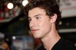 TORONTO, ON - AUGUST 26: Shawn Mendes attends iHeartRadio MMVAs red carpet in Toronto, Ontario on August 26, 2018. (Photo: Curtis Sindrey/Aesthetic Magazine)