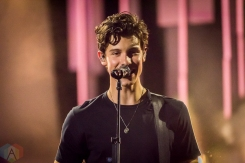TORONTO, ON - AUGUST 26: Shawn Mendes performs at iHeartRadio MMVAs in Toronto, Ontario on August 26, 2018. (Photo: Angelo Marchini/Aesthetic Magazine)