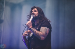 BERKELEY, CA - Taking Back Sunday performs at Greek Theatre in Berkeley, California on August 09, 2018. (Photo: Kyle Simmons/Aesthetic Magazine)