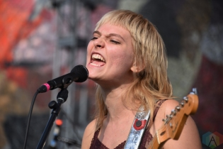 SEATTLE, WA – SEPTEMBER 01: Cherry Glazerr performs at Bumbershoot Music Festival in Seattle, Washington on September 01, 2018. (Photo: Matt Harding/Aesthetic Magazine)