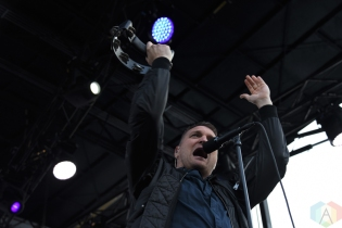 SEATTLE, WA – SEPTEMBER 02: Cold War Kids performs at Bumbershoot Music Festival in Seattle, Washington on September 02, 2018. (Photo: Matt Harding/Aesthetic Magazine)