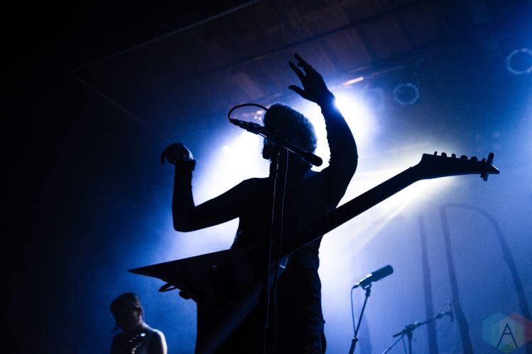 TORONTO, ON - SEPTEMBER 12: Dilly Dally performs at Phoenix Concert Theatre in Toronto, Ontario on September 12, 2018. (Photo: Morgan Hotston/Aesthetic Magazine)