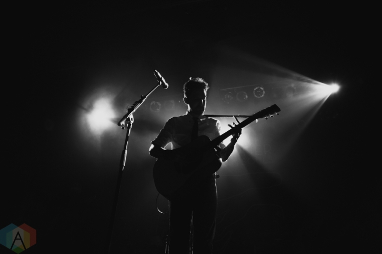 TORONTO, ON - SEPTEMBER 19: Frank Turner performs at Phoenix Concert Theatre in Toronto on September 19, 2018. (Photo: Sarah McNeil/Aesthetic Magazine)