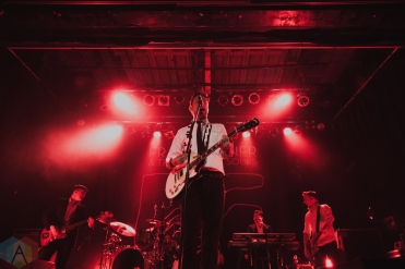 TORONTO, ON - SEPTEMBER 19: Frank Turner performs at Phoenix Concert Theatre in Toronto on September 19, 2018. (Photo: Sarah McNeil/Aesthetic Magazine)