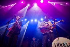 TORONTO, ON - SEPTEMBER 19: Hudson Taylor performs at Rebel in Toronto on September 19, 2018. (Photo: Brandon Newfield/Aesthetic Magazine)