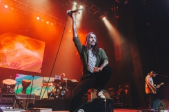 MANCHESTER, UK - SEPTEMBER 08: Incubus performs at O2 Apollo Manchester in Manchester, UK on September 08, 2018. (Photo: Priti Shikotra/Aesthetic Magazine)