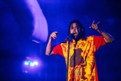 SEATTLE, WA – SEPTEMBER 01: J Cole performs at Bumbershoot Music Festival in Seattle, Washington on September 01, 2018. (Photo: Bumbershoot)