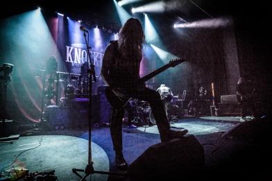 TORONTO, ON - SEPTEMBER 15: Knocked Loose performs at Danforth Music Hall in Toronto on September 15, 2018. (Photo: David McDonald/Aesthetic Magazine)