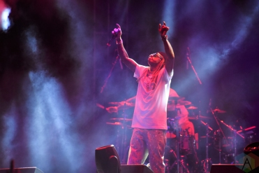SEATTLE, WA - AUGUST 31: Lil Wayne performs at Bumbershoot Music Festival in Seattle, Washington on August 31, 2018. (Photo: Matt Harding/Aesthetic Magazine)