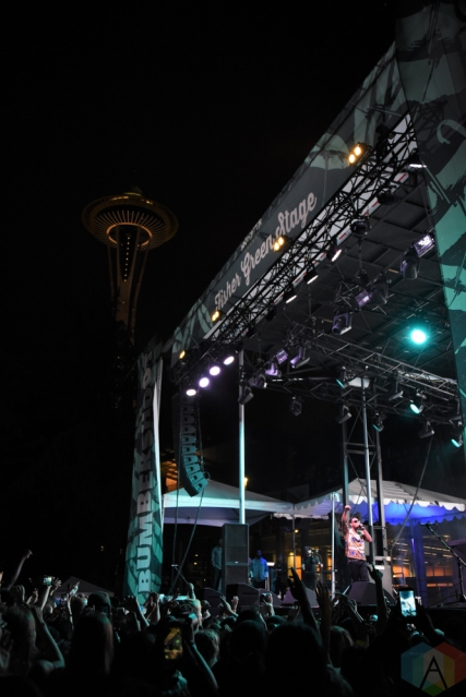 SEATTLE, WA - AUGUST 31: Ludacris performs at Bumbershoot Music Festival in Seattle, Washington on August 31, 2018. (Photo: Matt Harding/Aesthetic Magazine)