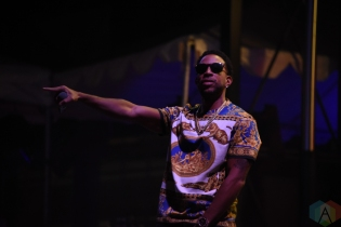 SEATTLE, WA - AUGUST 31: Ludacris performs at Bumbershoot Music Festival in Seattle, Washington on August 31, 2018. (Photo: Matt Harding/Aesthetic Magazine)