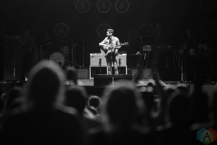 TORONTO, ON - SEPTEMBER 05: Niall Horan performs at Budweiser Stage in Toronto, Ontario on September 05, 2018. (Photo: Brandon Newfield/Aesthetic Magazine)