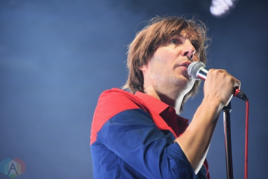 SEATTLE, WA – SEPTEMBER 02: Phoenix performs at Bumbershoot Music Festival in Seattle, Washington on September 02, 2018. (Photo: Matt Harding/Aesthetic Magazine)