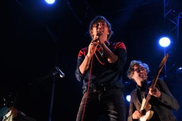 SEATTLE, WA – SEPTEMBER 02: Phoenix performs at Bumbershoot Music Festival in Seattle, Washington on September 02, 2018. (Photo: Matt Harding/Aesthetic Magazine)