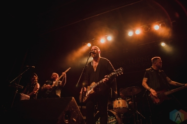 TORONTO, ON - SEPTEMBER 19: Sam Coffey And The Iron Lungs perform at Phoenix Concert Theatre in Toronto on September 19, 2018. (Photo: Sarah McNeil/Aesthetic Magazine)