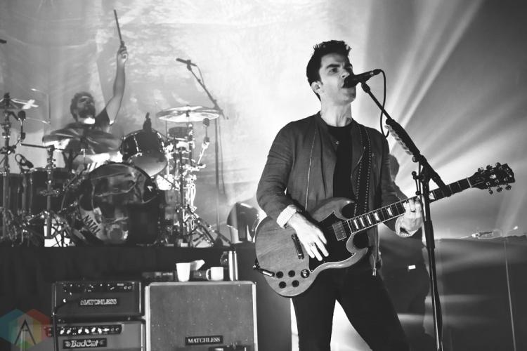 TORONTO, ON - SEPTEMBER 10: Stereophonics performs at Danforth Music Hall in Toronto, Ontario on September 10, 2018. (Photo: Adam Harrison/Aesthetic Magazine)