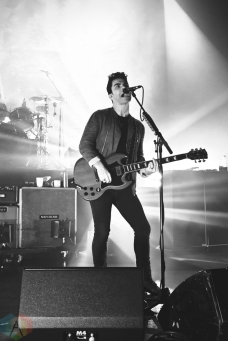 TORONTO, ON - SEPTEMBER 10: Stereophonics performs at Danforth Music Hall in Toronto, Ontario on September 10, 2018. (Photo: Adam Harrison/Aesthetic Magazine)