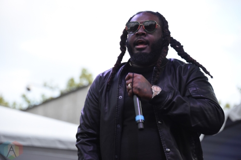 SEATTLE, WA – SEPTEMBER 01: T-Pain performs at Bumbershoot Music Festival in Seattle, Washington on September 01, 2018. (Photo: Matt Harding/Aesthetic Magazine)