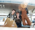 """Exclusive: Stream The Dirty Nil's New """"Changing Times""""Playlist"""