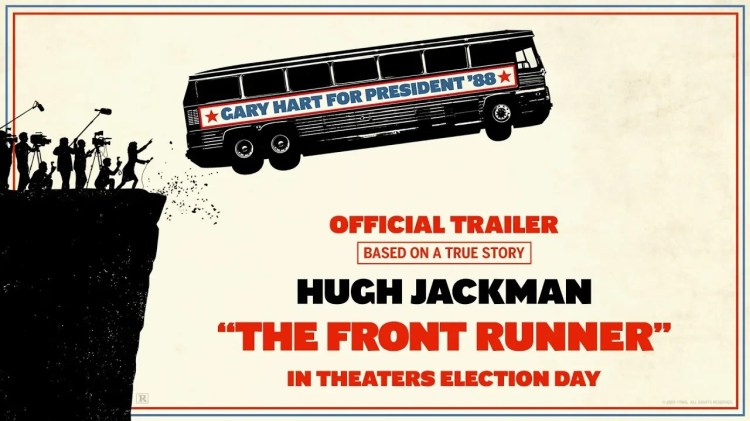 Simonsen's latest composing project, The Front Runner, screened at the 2018 Toronto International Film Festival.