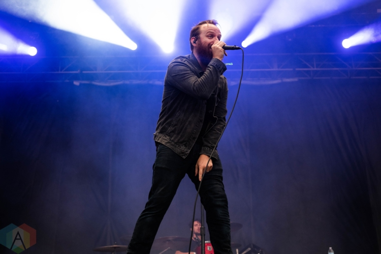 CHICAGO, IL - SEPTEMBER 16: The Wonder Years performs at Riot Fest at Douglas Park in Chicago on September 16, 2018. (Photo: Katie Kuropas/Aesthetic Magazine)
