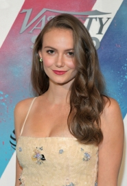 TORONTO, ON - SEPTEMBER 08: Andi Matichak attends the Halloween Cocktail Party at DIRECTV House presented by AT&T during Toronto International Film Festival 2018 at Momofuku Toronto on September 8, 2018 in Toronto, Canada. (Photo by Charley Gallay/Getty Images for AT&T and DIRECTV )
