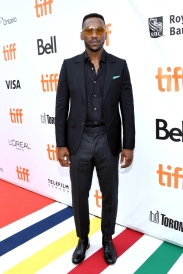 "TORONTO, ON - SEPTEMBER 11: Mahershala Ali attends the ""Green Book"" premiere during 2018 Toronto International Film Festival at Roy Thomson Hall on September 11, 2018 in Toronto, Canada. (Photo by GP Images/Getty Images for TIFF)"