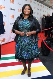 "TORONTO, ON - SEPTEMBER 11: Octavia Spencer attends the ""Green Book"" premiere during 2018 Toronto International Film Festival at Roy Thomson Hall on September 11, 2018 in Toronto, Canada. (Photo by GP Images/Getty Images for TIFF)"