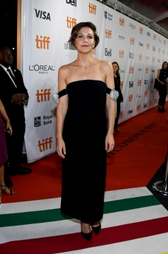 "TORONTO, ON - SEPTEMBER 13: Maggie Gyllenhaal attends the ""The Kindergarten Teacher"" premiere during 2018 Toronto International Film Festival at Roy Thomson Hall on September 13, 2018 in Toronto, Canada. (Photo by GP Images/Getty Images for TIFF)"